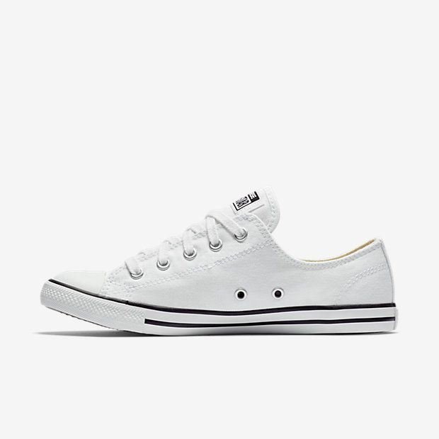 Converse Women's Chuck Taylor All Star Low Top Dainty Black
