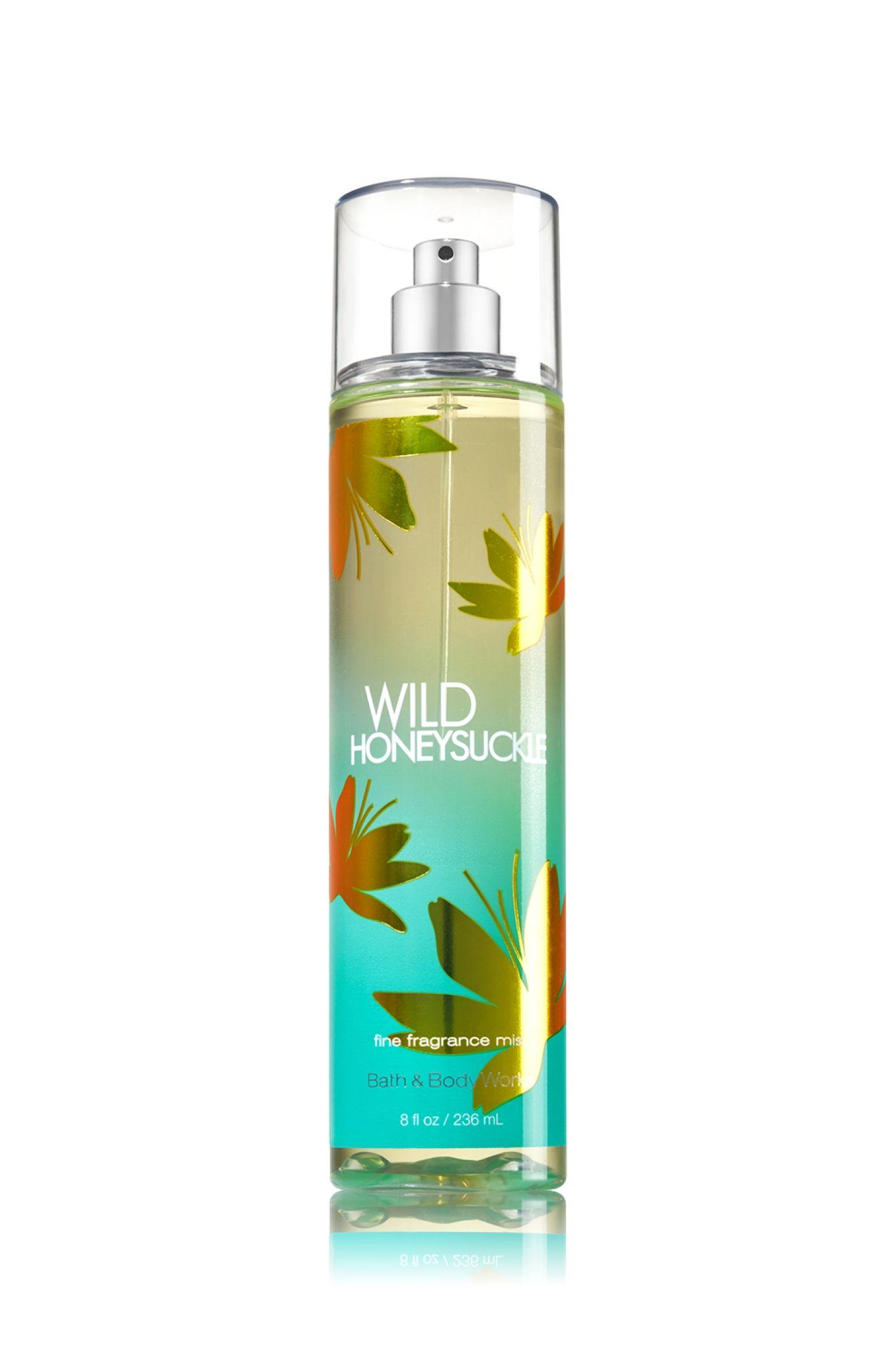 Wild Honeysuckle Fine Fragrance Mist - Signature Collection - Bath   Body  Works 90cc390eea
