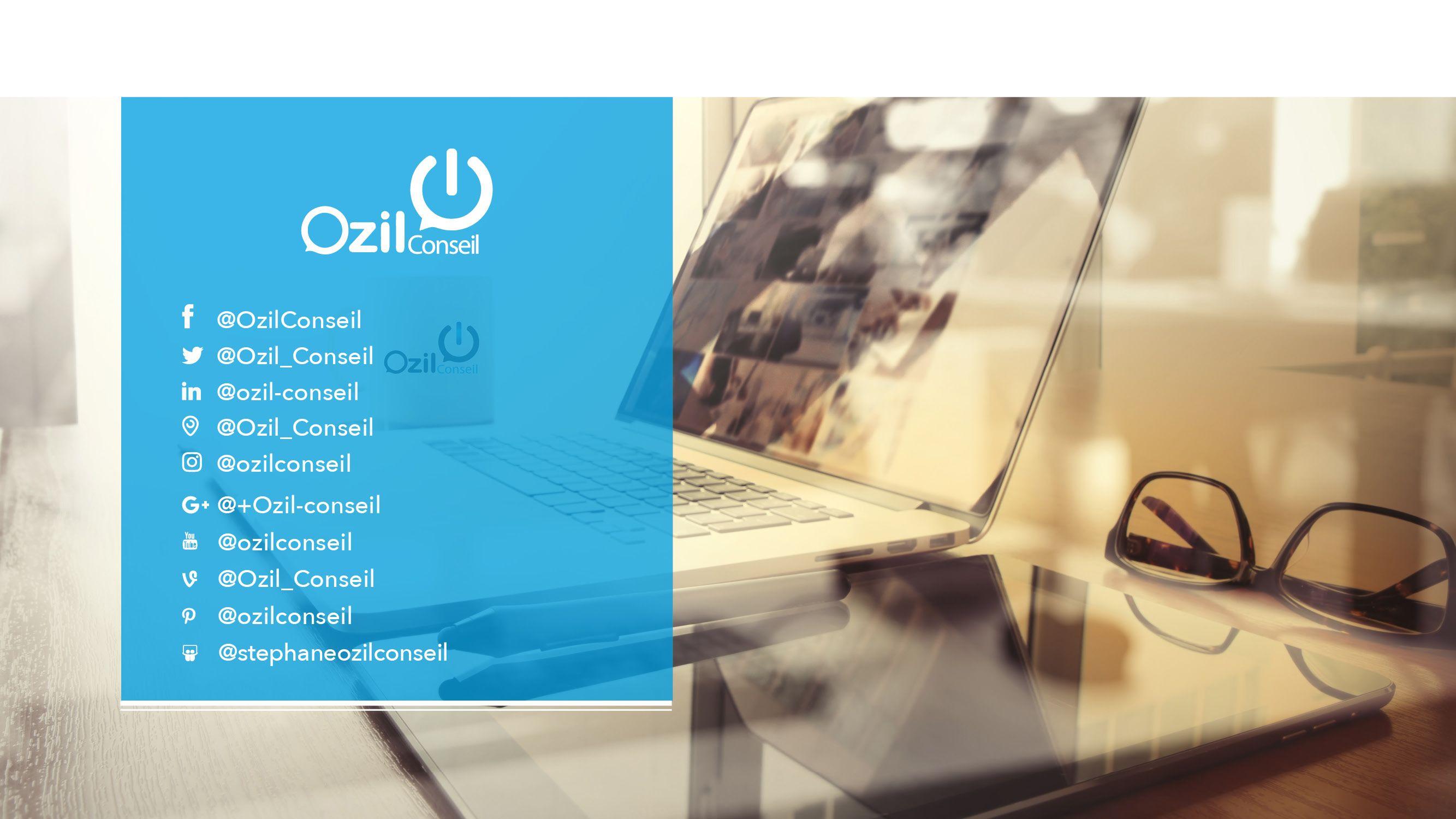 Suivez Ozil Conseil sur les réseaux sociaux !