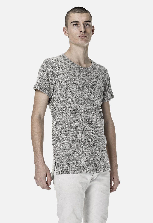 dd090a01 Co-Mix Mercer Tee / Co-Mix Grey | Loungewear + T-Shirts | Mens tops ...