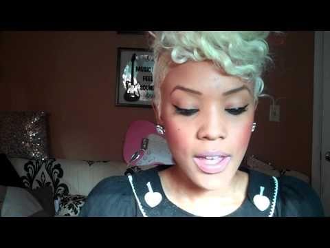 How To Maintain Platinum Blonde Hair Like Courtni Starr Nicki