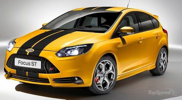 2013 Ford Focus St Tanner Foust Edition By Cobb Tuning Top Speed