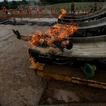 Fire In Your Hole - Tough Mudder