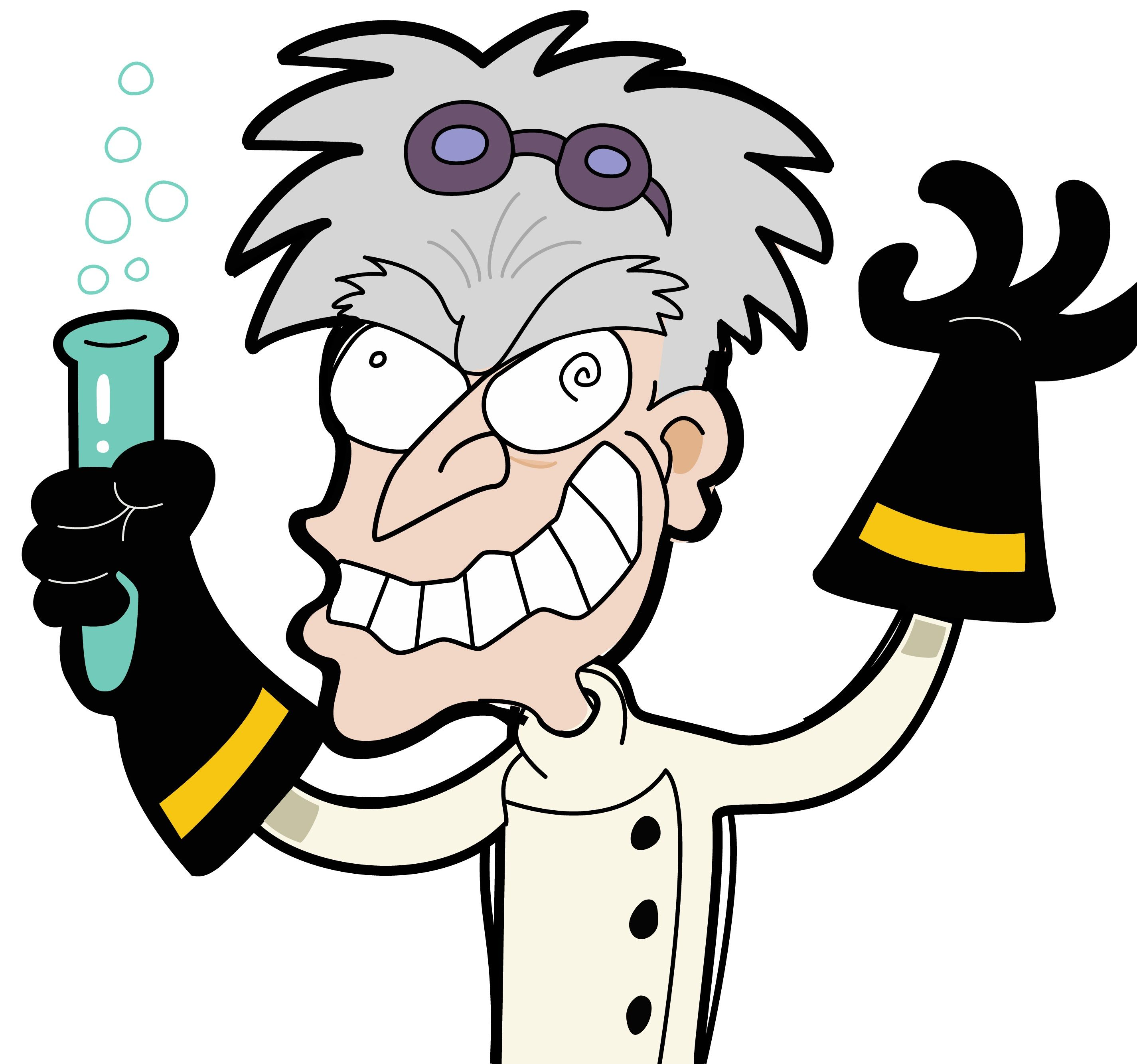 Inspiration For Character Scientistmad Scientist Imagens