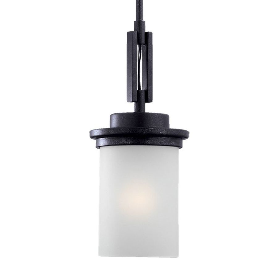 Sea gull lighting winnetka in blacksmith industrial mini etched