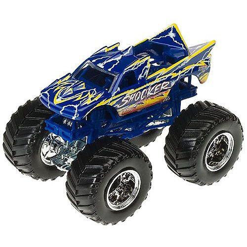 "Hot Wheels Monster Jam UNITED STATES HOT ROD ASSOCIATION SHOCKER - Mattel - Toys ""R"" Us"
