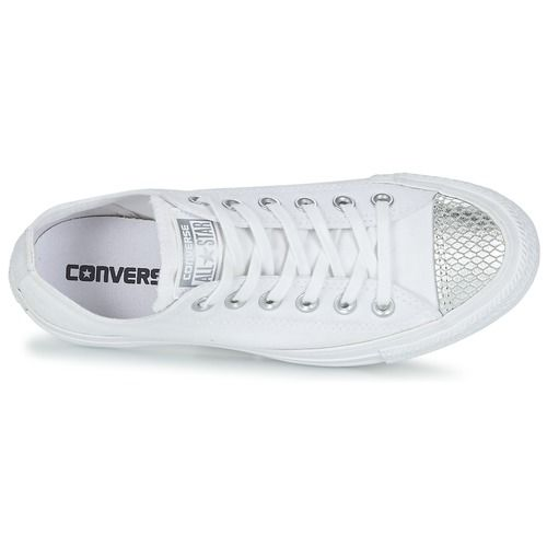 Converse - CHUCK TAYLOR ALL STAR METALLIC TOECAP OX en 2020 ...