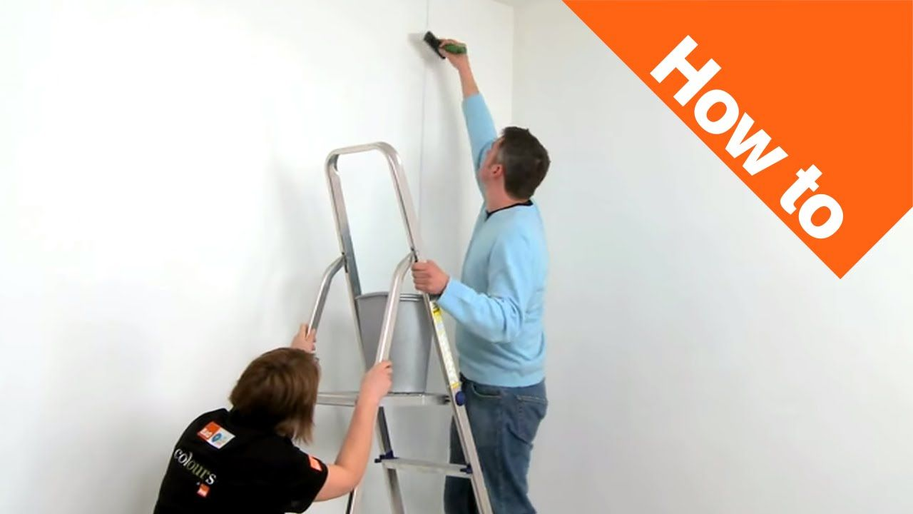 How to paste wallpaper