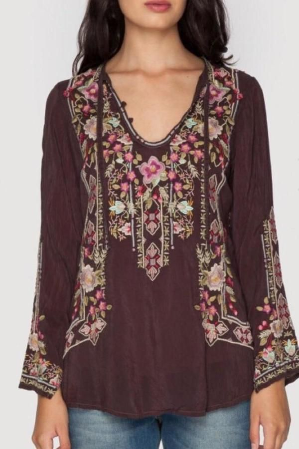 Shop for Fabio Blouse by Johnny Was at ShopStyle. Now for Sold Out.
