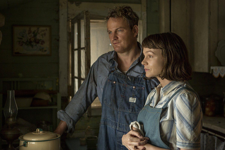 Jason Clarke and Carey Mulligan in Mudbound (7) | Carey mulligan, Jason  clarke, Movie scenes