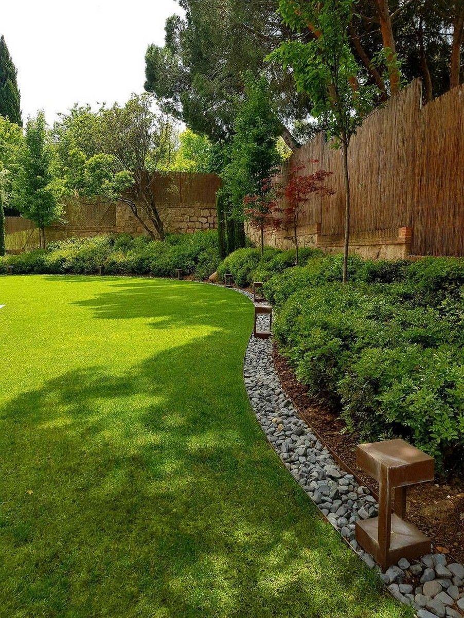 67 Peaceful Backyard Landscape Design Ideas 62 Pathway Landscaping Small Backyard Landscaping Easy Landscaping