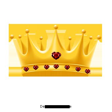 49++ Queen crown clipart gold information