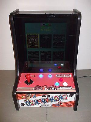 Dk Donkey Kong Custom Bar Top Multi Classic Arcade Countertop