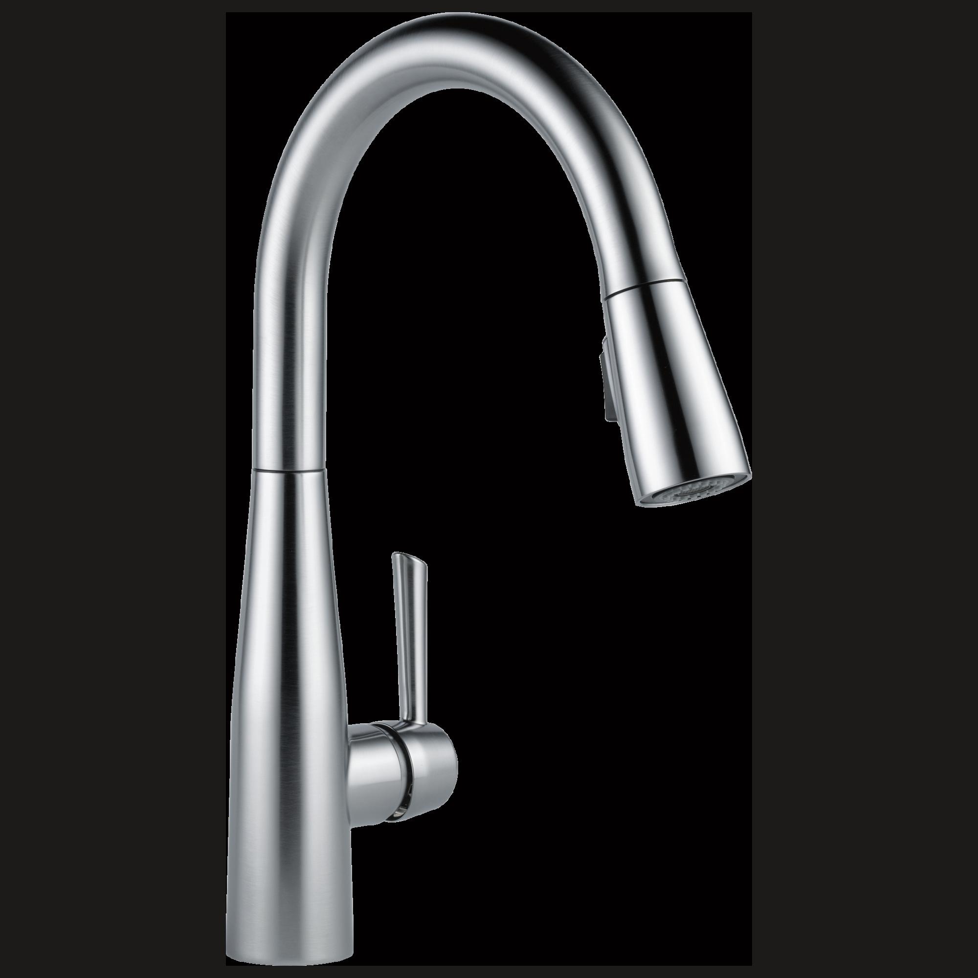 Delta Faucet Essa 9113 Ar Dst Single Handle Pull Down Kitchen