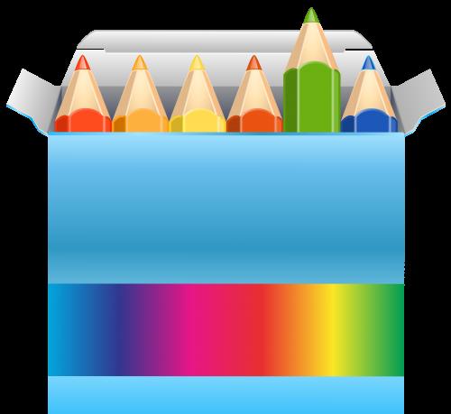 Colouring Pencils Png Clip Art Pencil Png Colored Pencils Clip Art