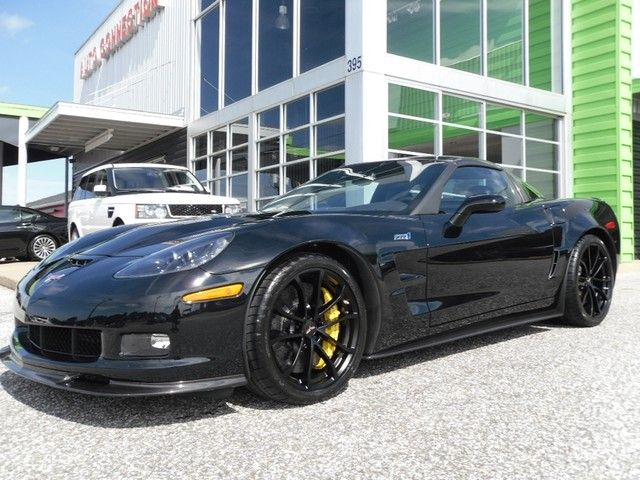 2013 Chevrolet Corvette Zr1 Chevrolet Corvette Corvette Zr1