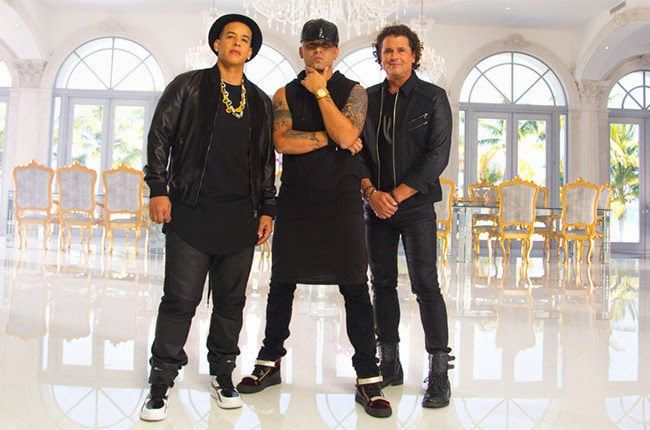 Wisin - Nota de Amor ft Carlos Vives, Daddy Yankee