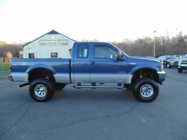 Www Emautos Com Lifted One Owner 2004 Ford F 250 Super Duty Xlt