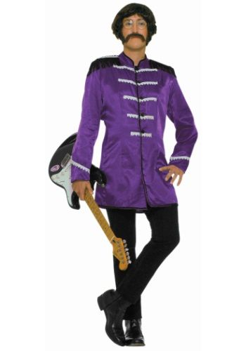 Awesome Celebrity Costumes - Adult Purple British Explosion Costume