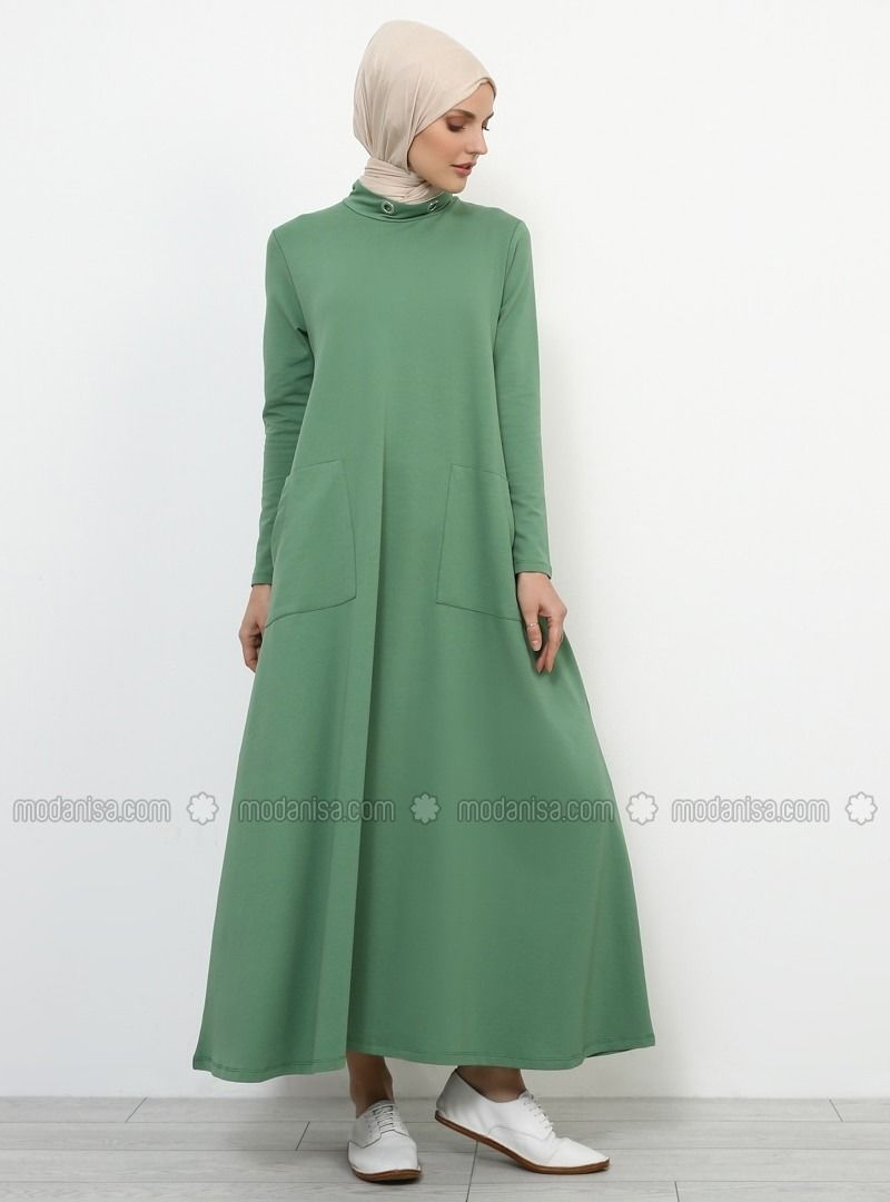Yeni Sezon Tesettur Elbise Modelleri 10 28 Modanisa 2019 Hijab Dresses Hijab Kleid Elbise Modelleri Elbise Giyim