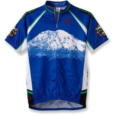 5b0d2f03b ShaverSport Washington Bike Jersey - Men s