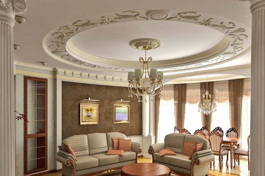ديكور جبس أسقف كلاسيك وديكورات جبس المجالس وجبسيات مجالس فخمة Ceiling Design Bedroom False Ceiling Living Room Luxury Living Room