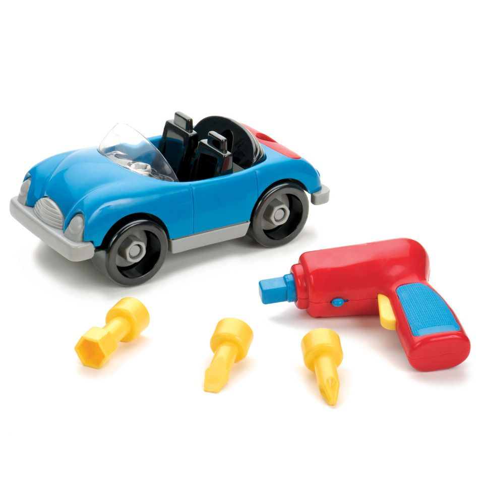 Car toys for toddlers  Battat TakeAPart Roadster  Beyond the Rack   Perfect for