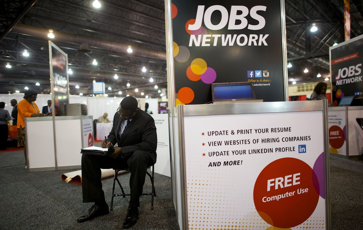 Why The Improvement In The Black Unemployment Rate Will Be Short Lived Marketing Jobs Job Network Job Opening