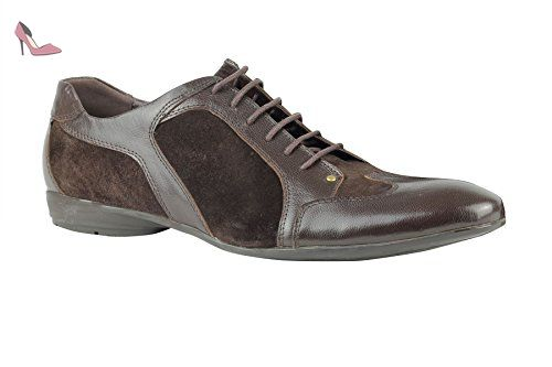 Chaussures à lacets Xposed marron Casual homme ffiWhSa