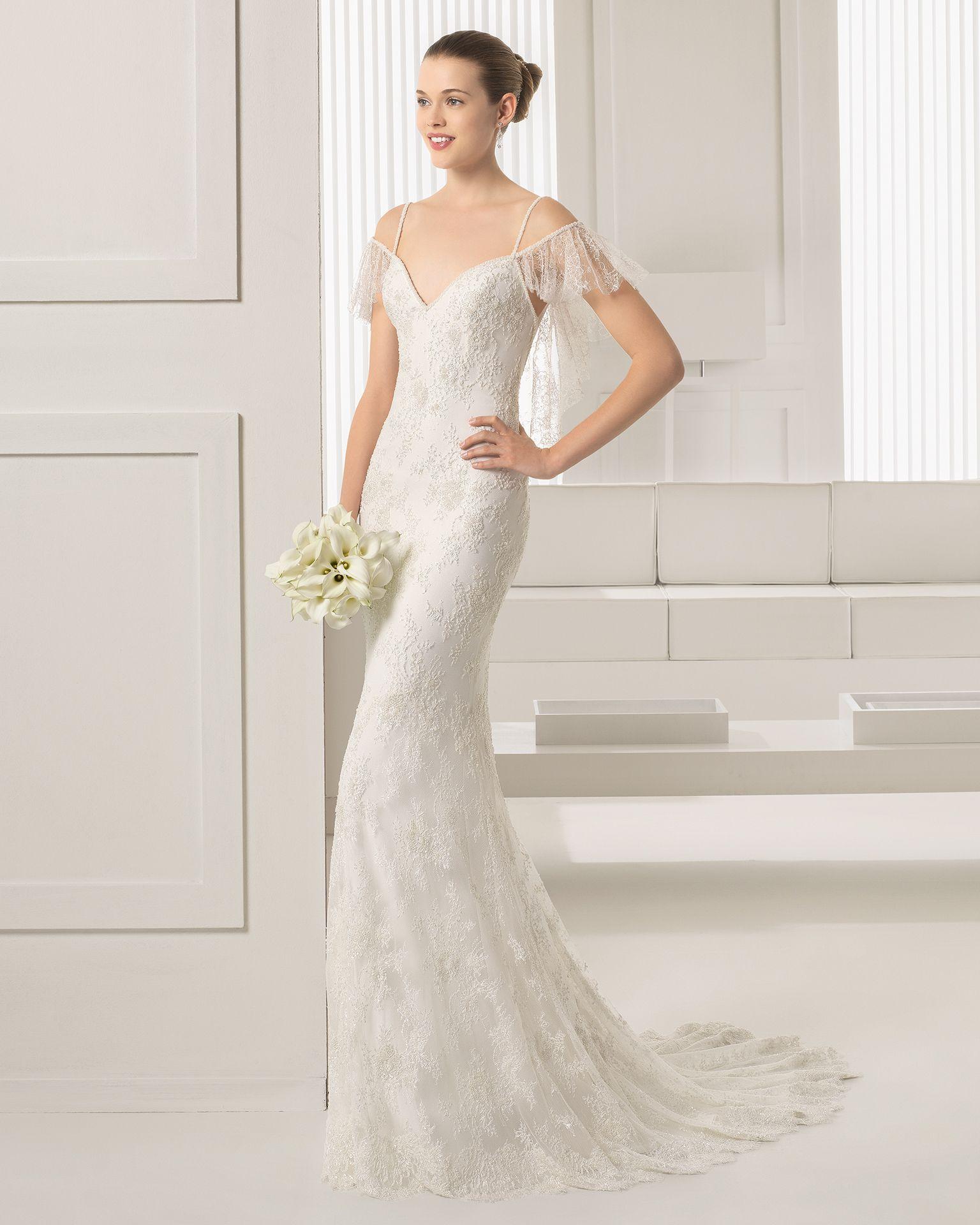 Rosa Clara Wedding Dresses 2015 Collection Part II