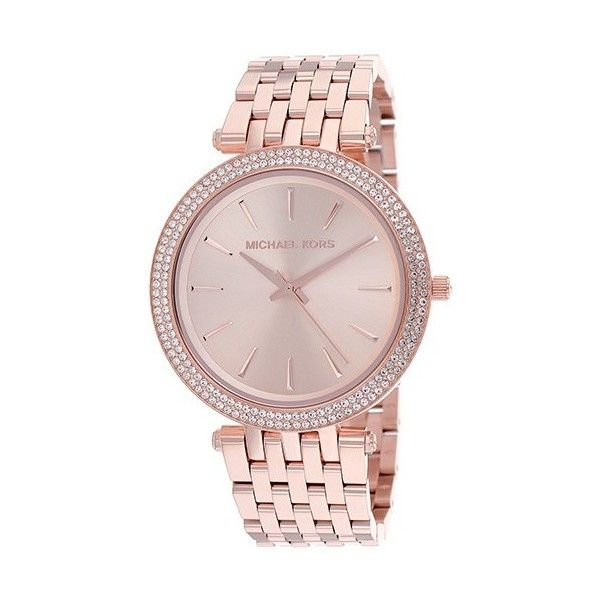 a95e146b2ee Michael Kors Darci Women s Watch (30315 RSD) ❤ liked on Polyvore featuring  jewelry