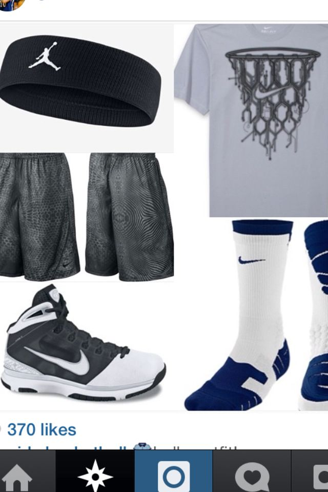 Swag Basketball Outfit Sport Outfits Basketball Clothes Practice Outfits