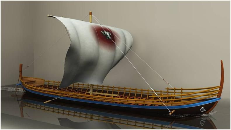The Ships of the Sea Peoples – Part 2