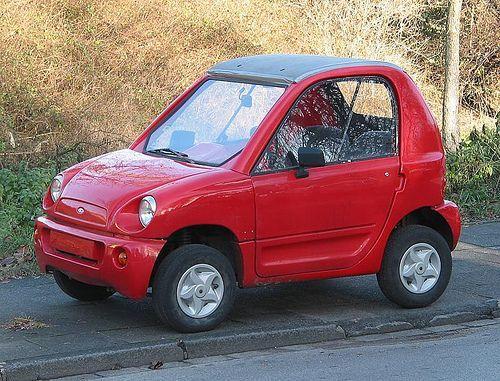 Erad Microcar 2 Small Cars Tiny Cars Microcar