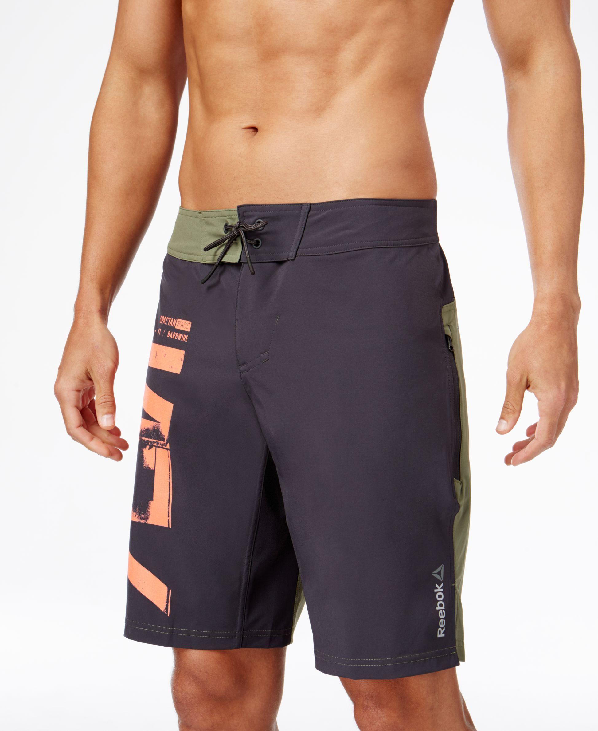 25849ac131 Reebok Men's Spartan Race Speedwick Board Shorts | GeT iT. | Spartan ...