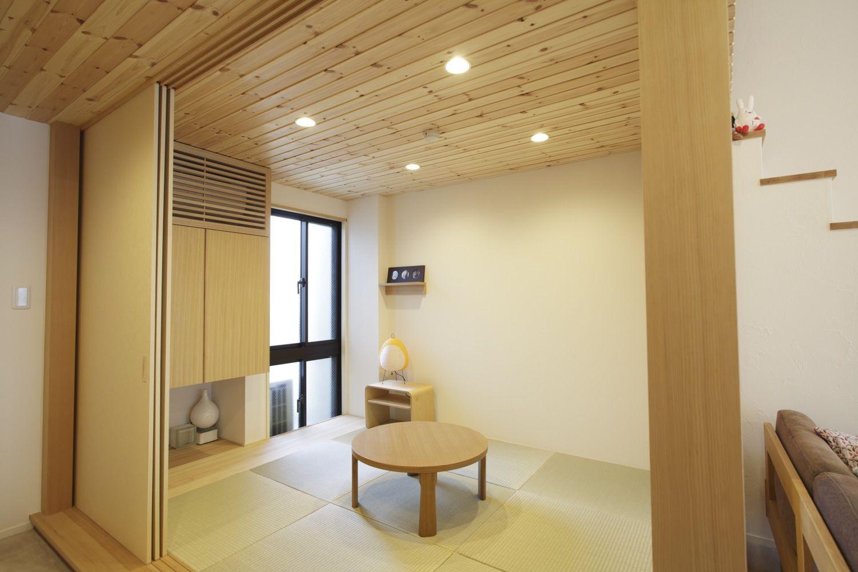 リフォーム リノベーションの事例 和室 施工事例no 360ソファに座れ