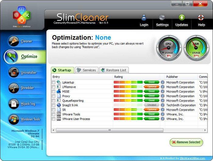 slimcleaner plus registration key free 2016