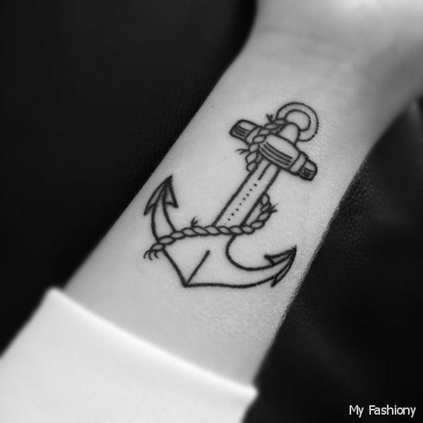 Anchor Tattoo Designs Tumblr 2015-2016 | MyFashiony | Tattoo ...
