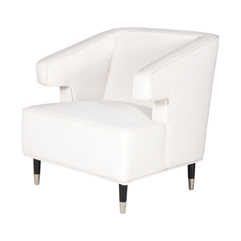 Pleasant Arthur Arm Chair White Products Velvet Armchair Chair Pabps2019 Chair Design Images Pabps2019Com
