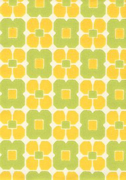 70s wall paper nr 61852