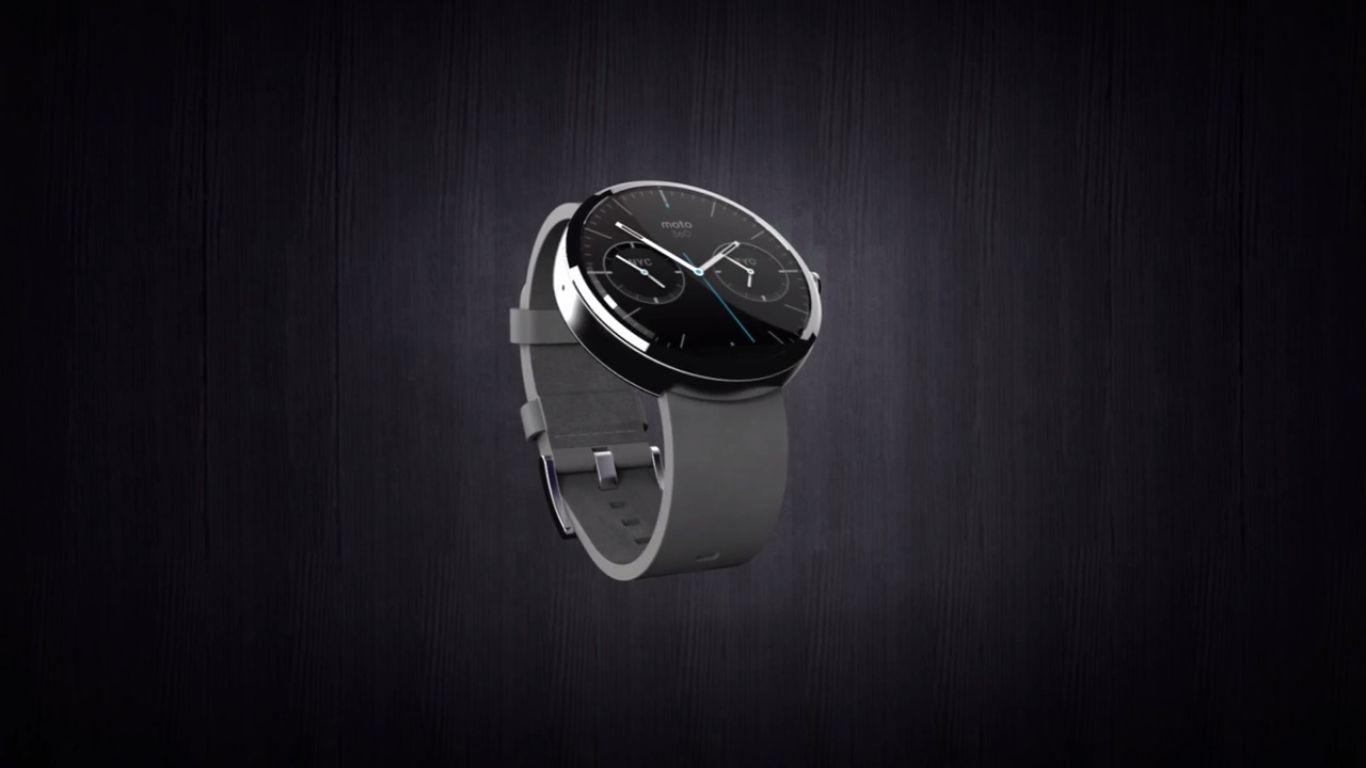 Motorola präsentiert Moto 360 passend zur Android Wear Veröffentlichung  #AndroidWear #Moto360 #Motorola #MotorolaSmartwatch #Smartwatch