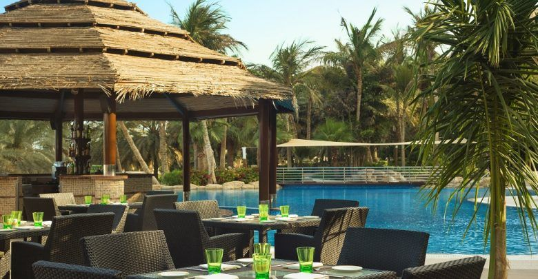 مطعم هورايزون يقدم قائمة مأكولات جديدة من المطبخ العربي عين دبي تعرف على مطاعم واماكن السهر فى دبي Dubai Hotel Beach Resorts Patio