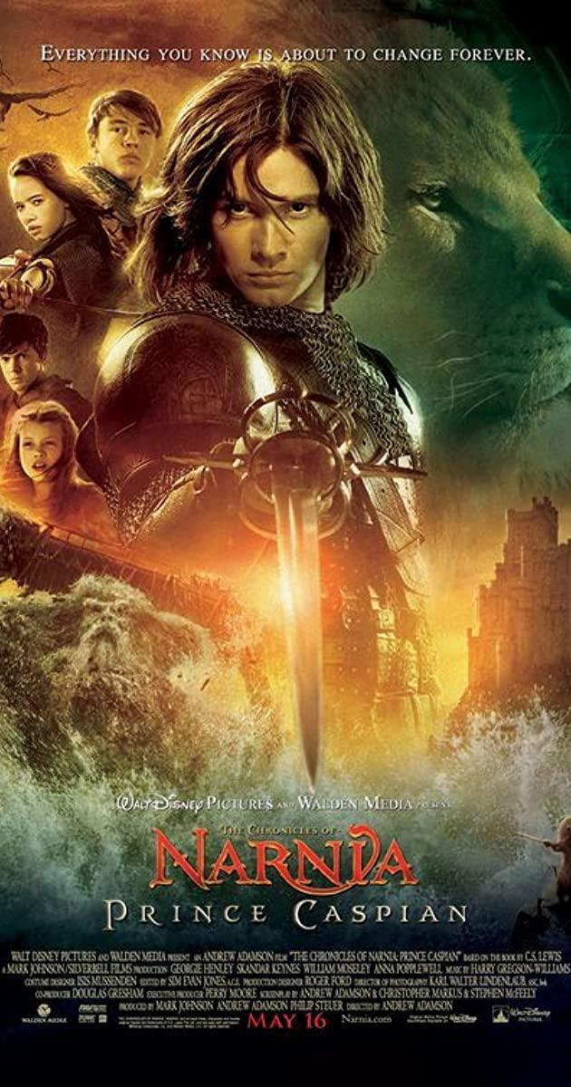 Directed By Andrew Adamson With Ben Barnes Skandar Keynes Georgie Henley William Moseley The Pevensie Siblings Prince Caspian Narnia Narnia Prince Caspian
