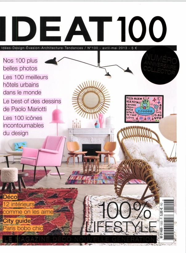 n°100 IDEAT
