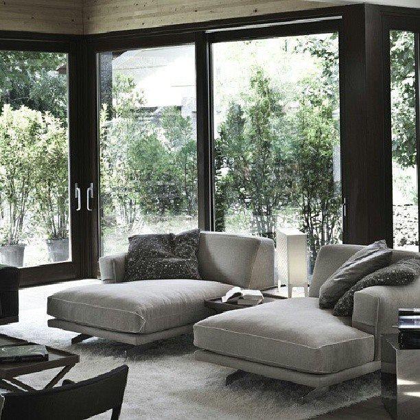 Idea By Maria Tzouma On Home Contemporary Family Rooms
