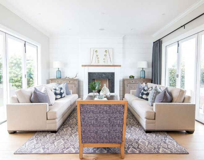 Shiplap Accent Wall Living Room Shiplap Accent Wall Living Room