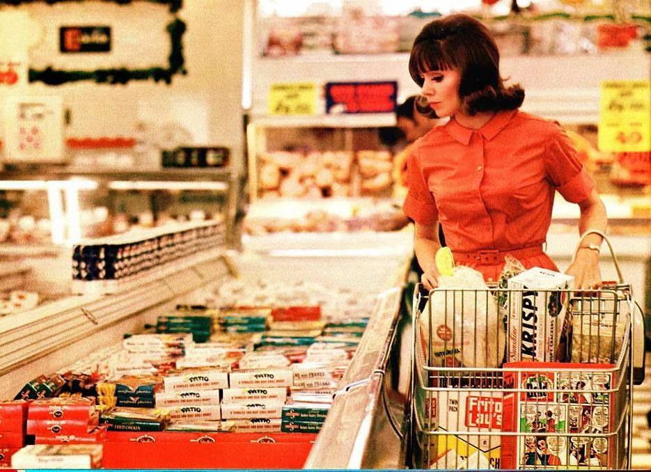 A nostalgic look back at chain stores and other everyday