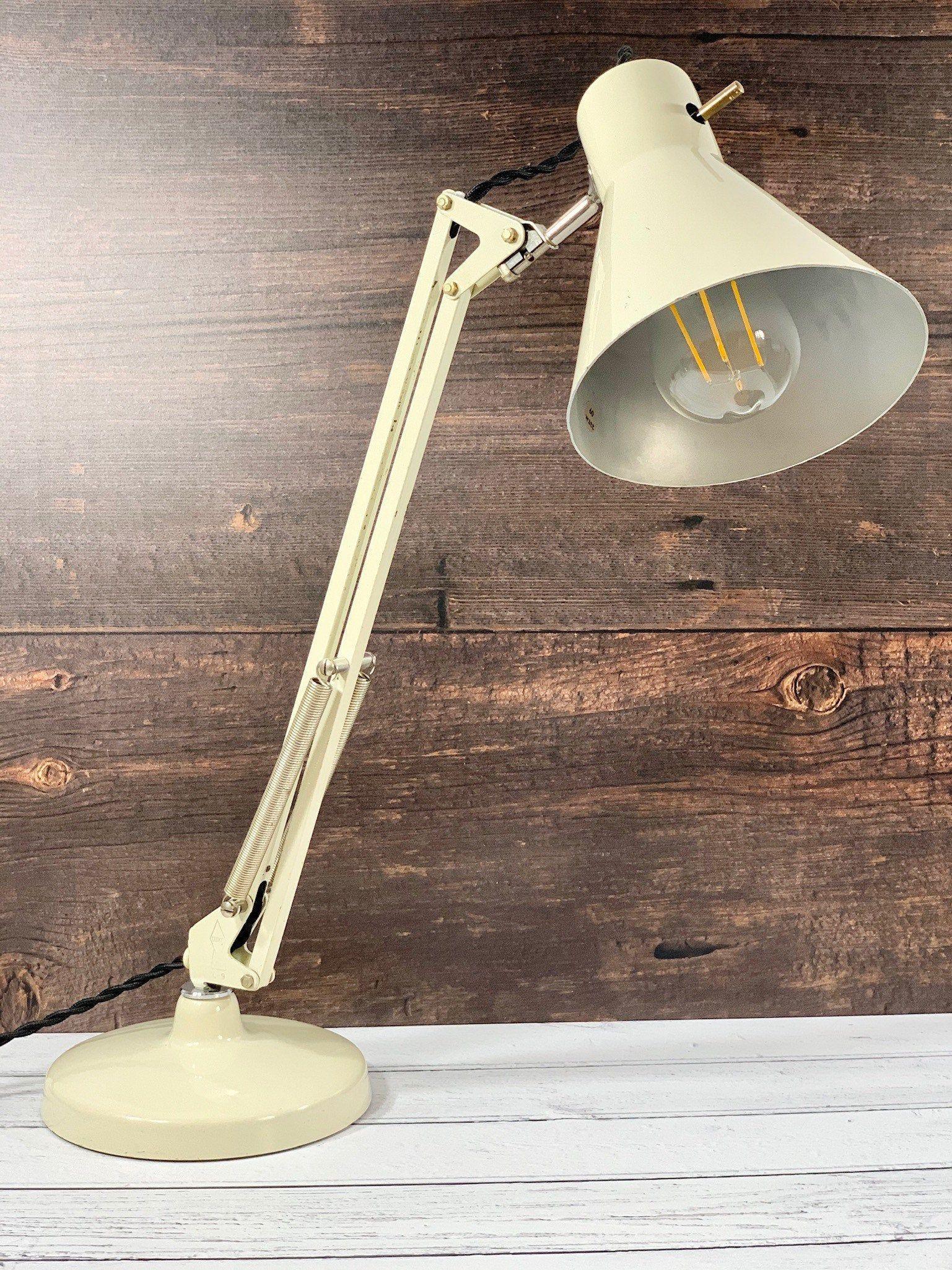 Louis Poulsen Danish Desk Office Lamp Arkitekt Retro Anglepoise Style Scandinavian Design In 2020 Anglepoise Anglepoise Lamp Clamp Lamp