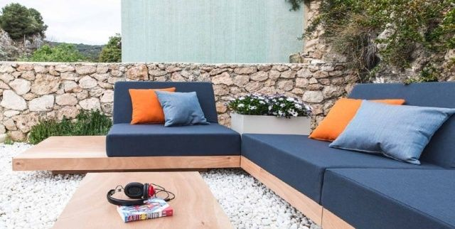 Modulares Outdoor Sofa Island – igelscout.info