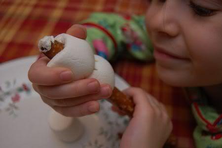 Cute Marshmallow Snowman - Inner Child Fun